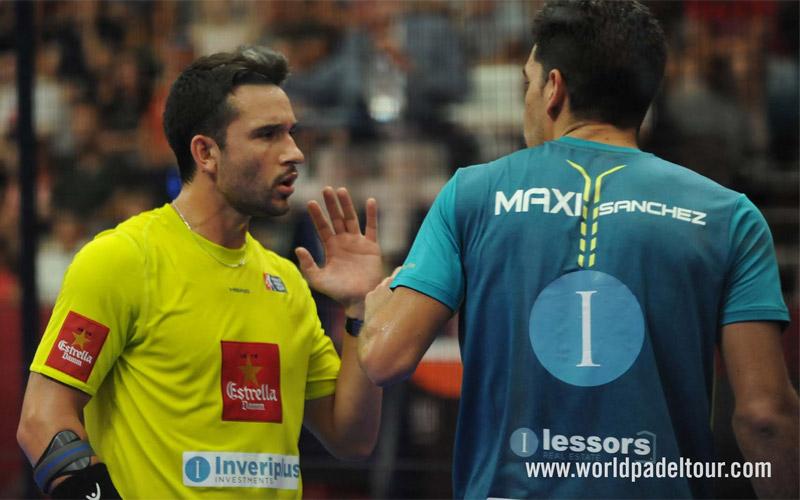 Sanyo Gutiérrez y Maxi Sánchez encabezarían el ranking si solo se tuvieran en cuenta los resultados de 2018