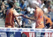 Sorpresas en los cuadros masculino y femenino de los cuartos del Mijas Open