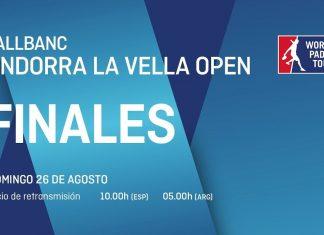 Sigue en directo por streaming la final masculina del Andorra Open