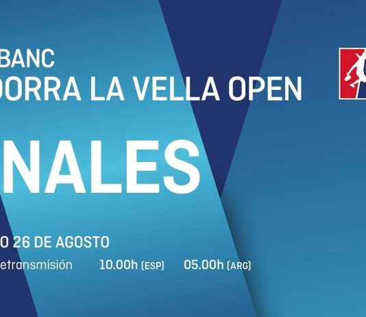 Sigue en directo por streaming la final masculina del Andorra Open
