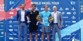 ¿Cuánto gana un jugador de pádel en los torneos del World Padel Tour 2019?
