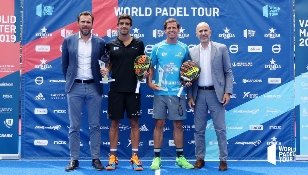 nuevos precios más bajos nuevo alto auténtico Cómo se reparten los premios en los torneos del World Padel ...