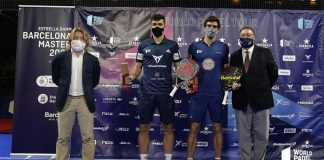 How much does a padel player win in the tournaments of the World Padel Tour 2021?