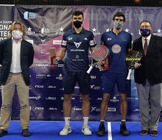 ¿Cuánto gana un jugador de pádel en los torneos del World Padel Tour 2021?