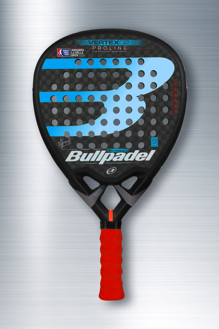 Bullpadel Vertex 02 WPT Andorra Open