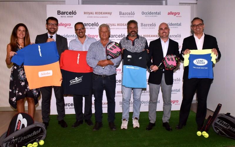 La octava edición del Open de Pádel Barceló Hotel Group comenzará el 21 de septiembre