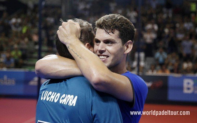Lugo Open: Ramiro Moyano y Lucho Capra se meten en su primera final