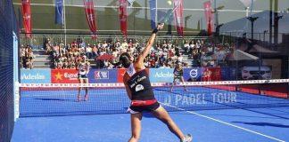Semifinales del Madrid WOpen: las parejas 1 y 3 del ranking pelearán por el título