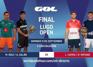 Sigue en directo el streaming de la final del Lugo Open