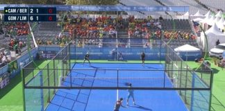 Sigue el streaming de los octavos del Portugal Padel Masters