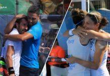 Grabiel - Lijo y Llaguno - Amatriain se proclaman ganadores del San Javier Challenger