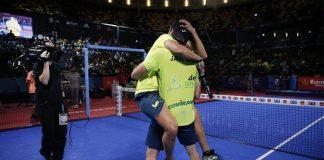 Uri Botello y Javi Ruíz dan la campanada en los cuartos del Bilbao Open