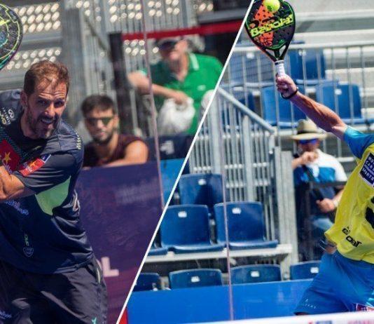Juan Martín Díaz y Juan Lebrón, nueva pareja para lo que resta de temporada