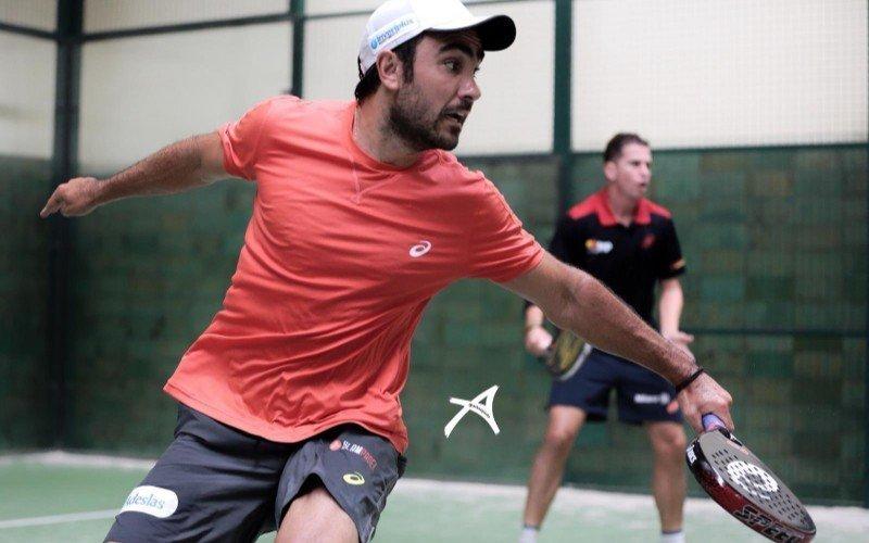 Oficial: Paquito Navarro y Pablo Lima jugarán juntos las próximas pruebas