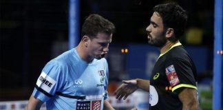 Finalizan unos octavos del Bilbao Open marcados por el debut de Paquito Navarro y Pablo Lima