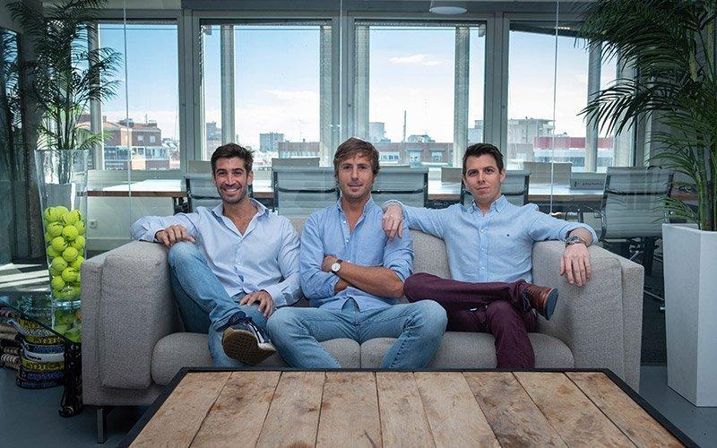 Playtomic, la app de reservas deportivas, alcanza los 3,6 millones de euros de inversión en 2018