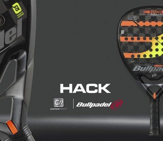 Bullpadel Hack 2019