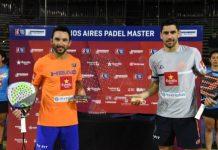 Maxi Sánchez y Sanyo Gutiérrez se proclaman ganadores del Buenos Aires Padel Master