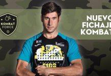 Nacho Gadea ficha por Kombat Pádel