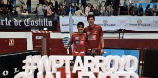 Las semifinales del Arroyo Challenger dan a conocer a los finalistas