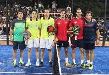 España y Argentina, finalistas del Mundial de Pádel de Paraguay