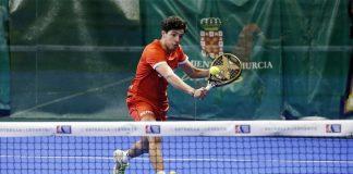 Los clasificados de previa hacen pleno en los dieciseisavos del Murcia Open