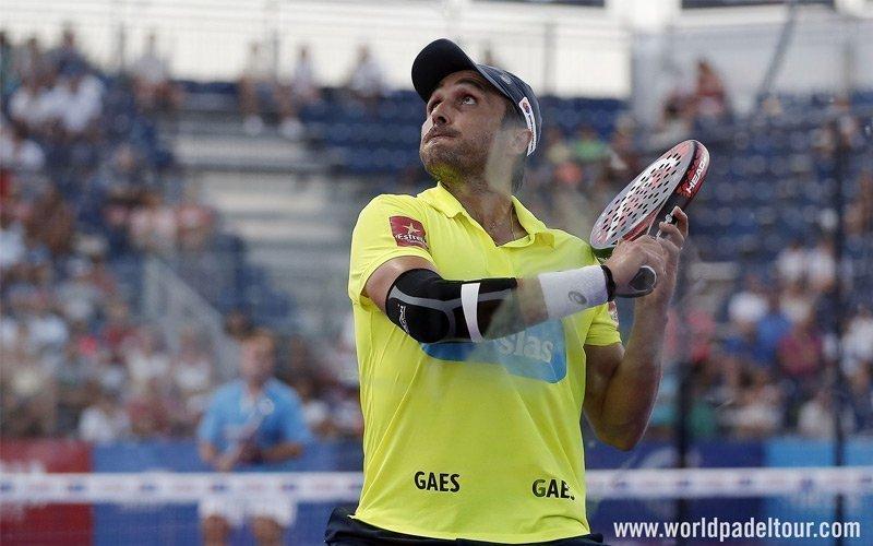 Fernando Belasteguín protagoniza la mayor subida en el ranking tras el Master Final