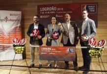 Logroño acogerá en 2019 la segunda prueba del World Padel Tour