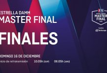 Sigue ya en directo el streaming de la final del Master Final 2018