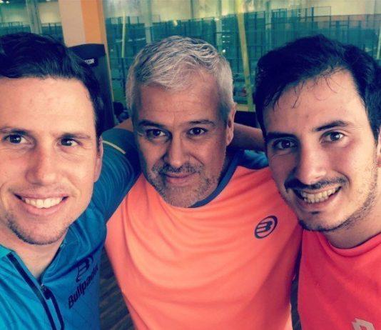 Paquito Navarro y Juan Cruz Belluati jugarán juntos el Master Final