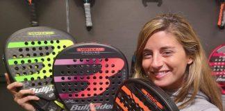 Alejandra Salazar se incorpora a la familia Bullpadel
