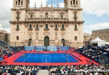 Jaén seguirá siendo sede del World Padel Tour hasta 2020