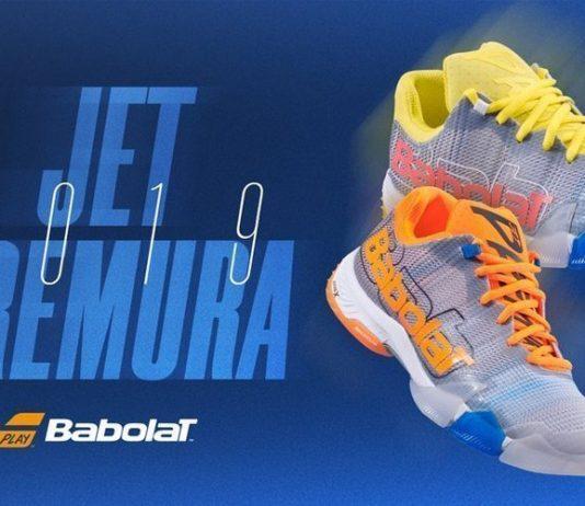 Conoce las Babolat Jet Premura 2019, el primer calzado 100% de pádel