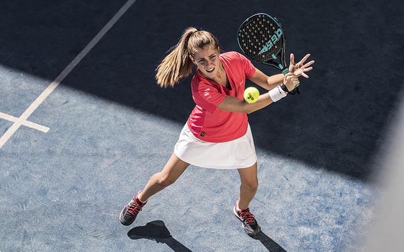el pádel ocupa el primer puesto en la práctica de deportes de raqueta