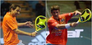 Nuevas parejas de pádel para 2019: Marcello Jardim y Guga Vázquez jugarán juntos