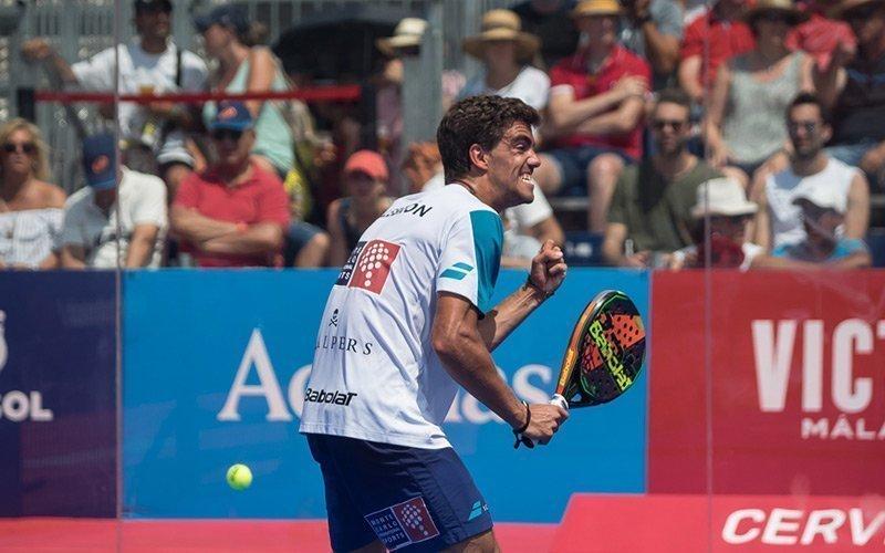 Juan Lebrón asciende a la cuarta posición del ranking