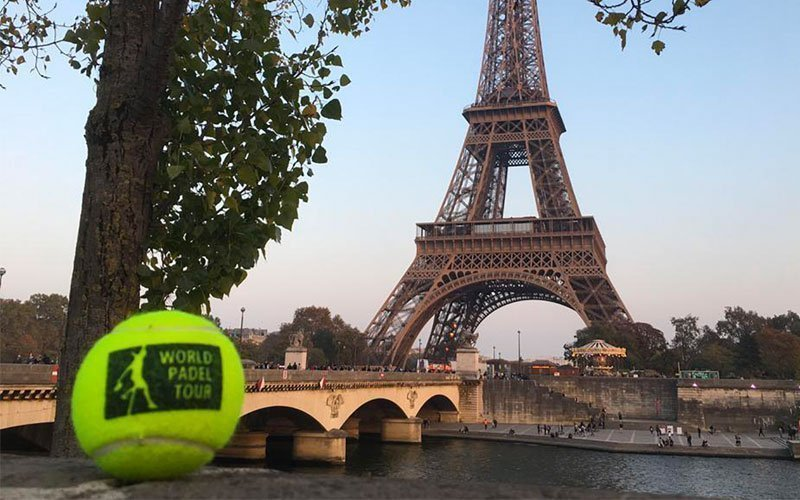 Paris y Bruselas se apuntan al calendario World Padel Tour 2019