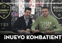Rafa Méndez se une a la Kombat Force y jugará con Nacho Gadea esta temporada
