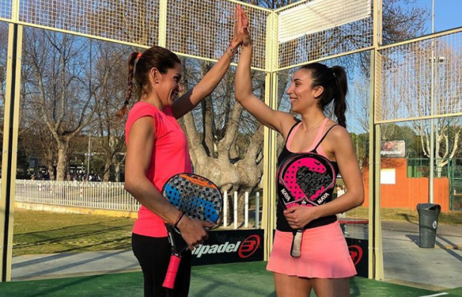 Vero Virseda y Lorena Alonso jugarán juntas en 2019