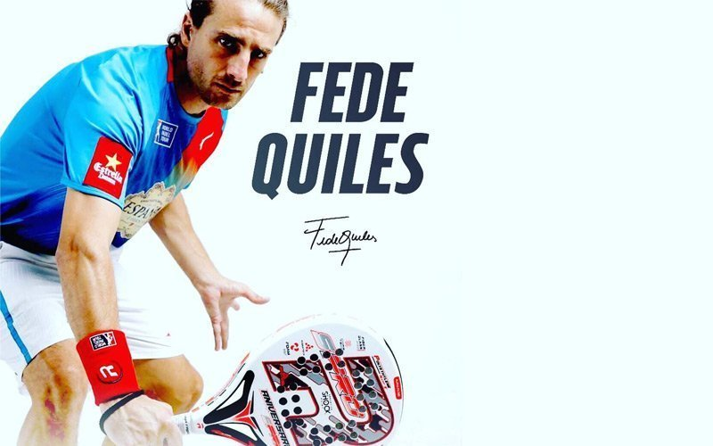 Fede Quiles se une a las filas de Royal Padel