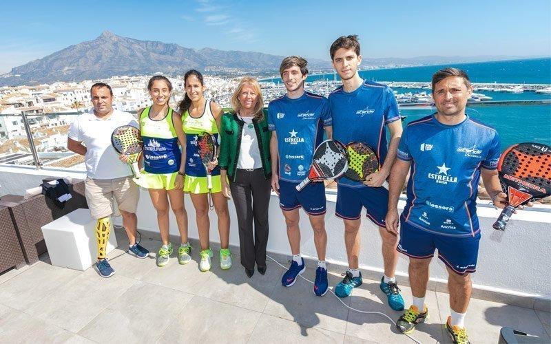 La nueva colección de textil StarVie se presentó en Marbella