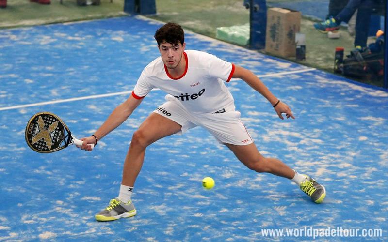 Jugador revelación masculino: Agustín Tapia