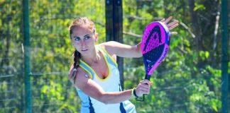 La jugadora italiana Carlotta Casali ya forma parte de la familia HEAD Pádel