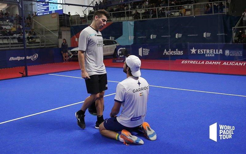 Conoce todos los resultados de los cuartos del Alicante Open
