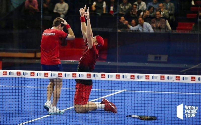 Campagnolo y Bergamini sorprenden en los dieciseisavos del Alicante Open 2019