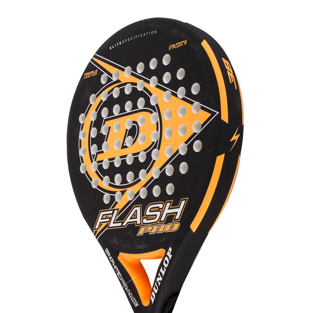 Dunlop Flash Pro Naranja