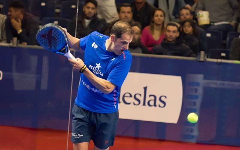 05795297 Juan Martín Díaz will miss the next appointment, the Alicante Open