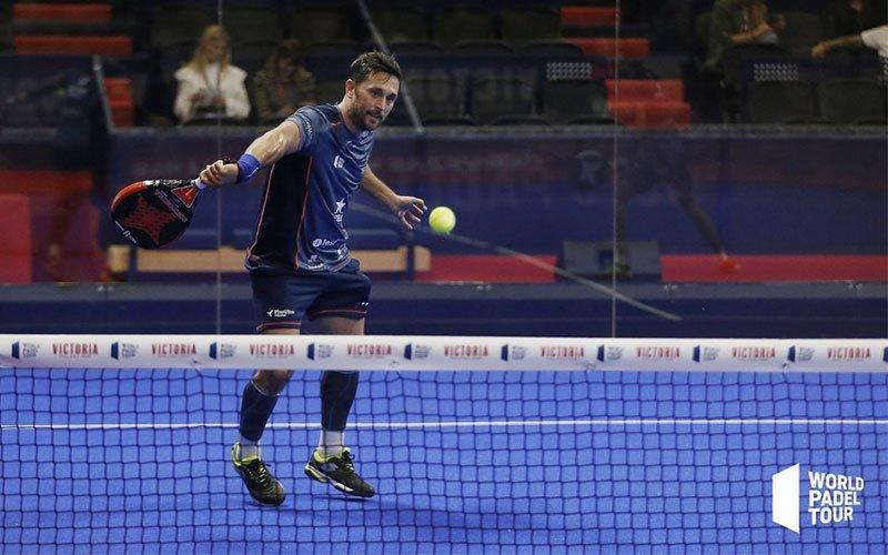 Matías Díaz será baja en el Logroño Open y Stupa jugará con Javier González Barahona