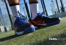 ¿Cuántos tipos de suelas hay en las zapatillas de pádel?