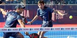 Jornada de remontadas en los dieciseisavos del Jaén Open